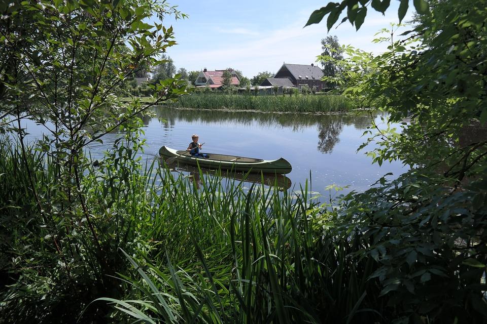 Kanoeen