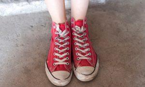 Schoenen onderhouden
