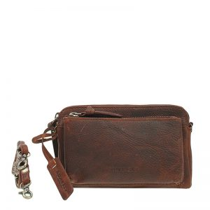 Burkely Antique Avery Mini Crossbody Brown