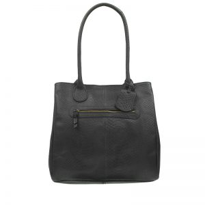 Burkely Eager Els Shopper Black