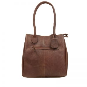 Burkely Eager Els Shopper Brown