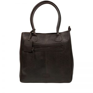 Burkely Melany Shopper Dark Brown