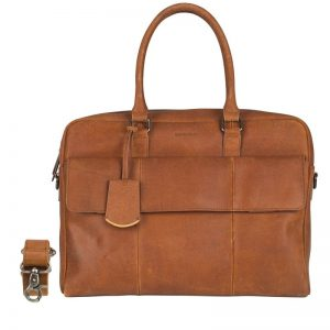 Burkely On The Move Flap Laptoptas Cognac