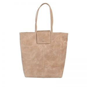 Burkely Stacey Star Shopper Zipper Sand