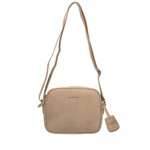 Burkely Stacey Star Small Crossbody Sand