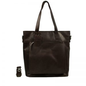 Burkely Vintage Jade Shopper Dark Brown