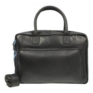Burkely Vintage Mitch Laptoptas Black