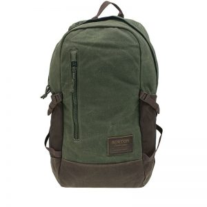 Burton Prospect Pack Forest Night Waxed Canvas