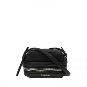 Calvin Klein Lucy Small Crossbody Clutch Black