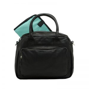 Cowboysbag Diaperbag Monrose Black