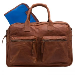 Cowboysbag The Diaperbag Cognac