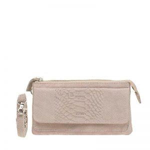 DSTRCT Portland Road Crossbody Wallet Light Pink