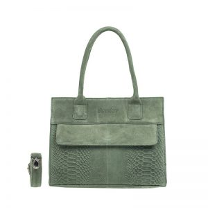 DSTRCT Portland Road Handbag Green