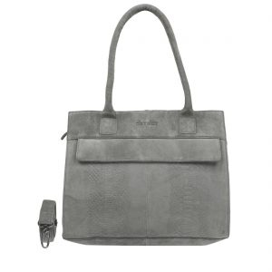 DSTRCT Portland Road Shoulder Bag Grey