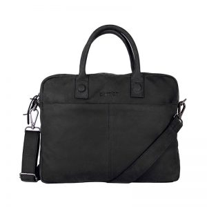 DSTRCT Wall Street 14  Laptop Bag Black