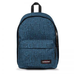 Eastpak Out of Office Navy Blocks