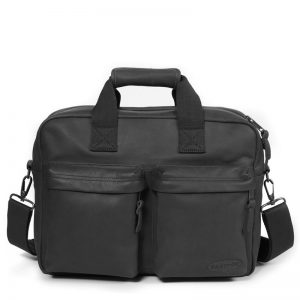 Eastpak Tomec Black Leather