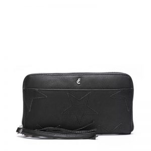 Fabienne Chapot Star Purse Big Black