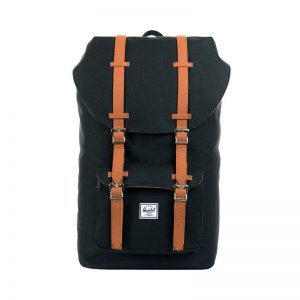 Herschel Little America Black/Tan