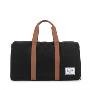 Herschel Novel Black / Tan