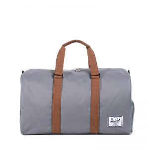 Herschel Novel Grey/Tan