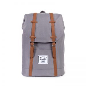 Herschel Retreat Grey/Tan