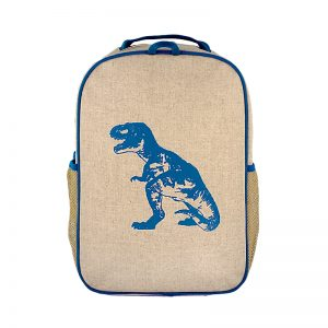 SoYoung Backpack Dino Blue