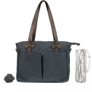 SoYoung Diaper Bag Emerson Blue