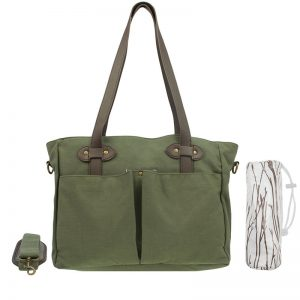 SoYoung Diaper Bag Emerson Khaki