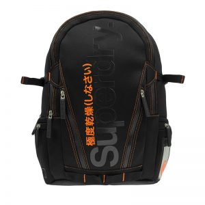 Superdry Neomix Tarp Backpack Black