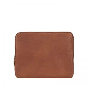Burkely Antique Avery 13'' Laptop Sleeve Cognac