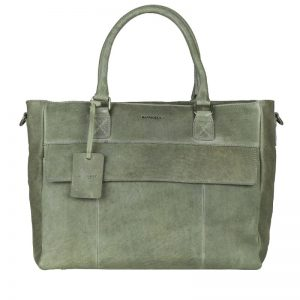 Burkely Antique Avery Daiperbag Elephant Grey
