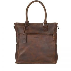 Burkely Antique Avery Shopper Brown