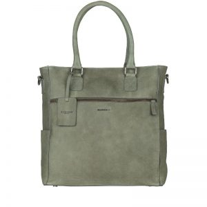 Burkely Antique Avery Shopper Elephant Grey