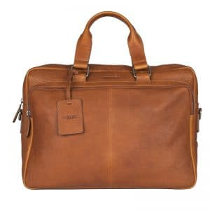 Burkely Antique Avery Workbag 15.6'' Cognac