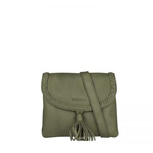 Burkely Be Beauty Crossbody Olive