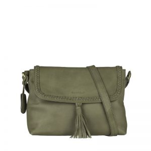 Burkely Be Beauty Schoudertas Olive