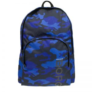 Bjorn Borg Core Backpack M Blue Camo
