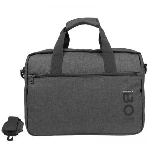 Bjorn Borg Core Briefcase Grey Melange