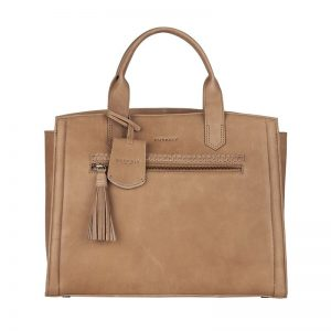 Burkely Be Beauty Handtas M Cognac