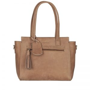 Burkely Be Beauty Handtas S Cognac