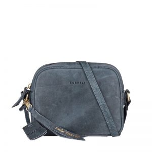 Burkely Magic Milou Crossbody Denim Blauw