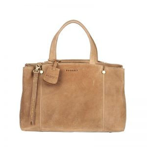 Burkely Magic Milou Handtas S Cognac