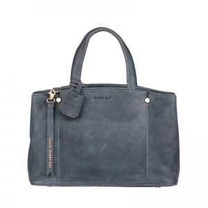 Burkely Magic Milou Handtas S Denim Blauw