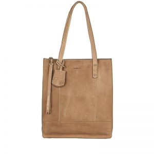 Burkely Magic Milou Shopper Cognac
