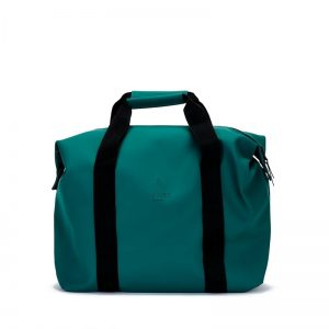 RAINS Zip Bag Dark Teal