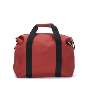 RAINS Zip Bag Scarlet