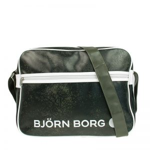 Bjorn Borg Move Shoulderbag Scribble Green