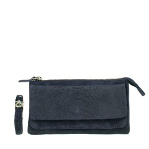 DSTRCT Portland Road Crossbody Wallet Blue