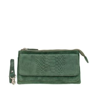 DSTRCT Portland Road Crossbody Wallet Green